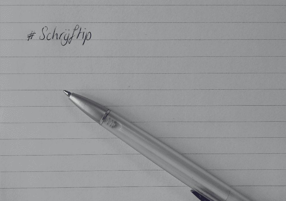 #Schrijftip: bepaal het doel van je tekst
